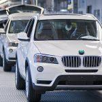 BMW se orientează către fabrici din străinătate