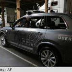 Uber și Daimler au încheiat un parteneriat pentru vehiculele fără șofer