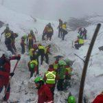 Avalanșă în Italia/ MAE: A fost identificat și al treilea cetățean român minor; el se află la spital
