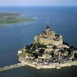 Faimosul claustru al abației Mont Saint-Michel va intra în renovare timp de un an
