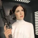 """Star Wars"" nu o va recrea digital pe Carrie Fisher"