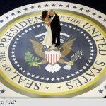 VIDEO Președintele SUA Donald Trump și Prima Doamnă Melania Trump, primul dans, după învestire
