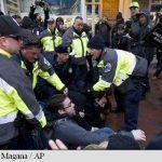 UPDATE SUA: Numeroase arestări la Washington în urma unor proteste violente