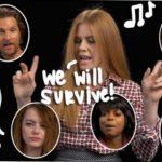Vedete de la Hollywood îi cântă 'I Will Survive' lui Donald Trump