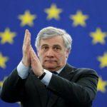 Antonio Tajani, noul Presedinte al Parlamentului European