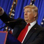 Donald Trump anunță că va menține sancțiunile împotriva Rusiei