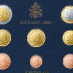 Efigia Papei Francisc dispare de pe monedele euro bătute pentru Vatican