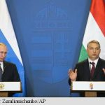 Viktor Orban și Vladimir Putin: problemele politice 'nu se pot soluționa prin mijloace economice'