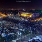 """De necrezut, dar asa este, PIATA VICTORIEI """"curata ca luna"""" dupa 150.000 de protestari-ma simt din ce in ce mai mandru ca sunt roman"""