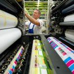 Fabrica de masini de tiparit de la Heidelberg dezamăgește investitorii