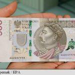 Polonia introduce bancnota de 500 de zloți
