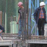 Lucrările de construcţii au scăzut cu 4,8% în 2016 comparativ cu 2015