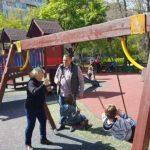 Primaria inventariaza locurile de joaca pentru a le reabilita