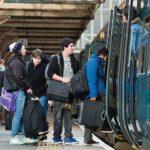 Studentii vor calatorii gratuit cu trenul doar spre anumite destinatii