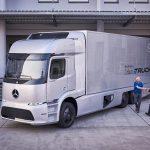 Mercedes aduce pe piață un camion electric
