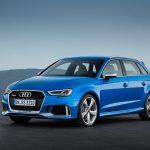 Audi RS 3 Sportback primește 400 de cai putere