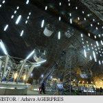 Salina Turda, record de turiști în 2016, când peste 600.000 de vizitatori au intrat în subteran