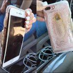 Un iPhone 7 Plus a luat foc, Apple face verificări
