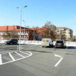 Parcarea pe doua nivele din Rogerius va avea o taxa de la 1 martie