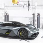 Aston aduce un nou bolid de capacitate mare