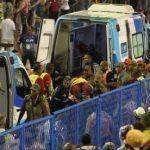 Incident la parada școlilor de samba din Rio de Janeiro; opt răniți