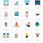 Finlandezii își promovează cu umor și ironie țara prin 56 de emoticoane