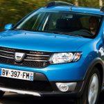 Înmatriculările de autoturisme Dacia noi în Franța au crescut cu 5,6% în februarie