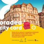 Primaria Oradea cauta parteneri in proiectul Oradea City Card