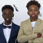 """""""Copiii de aur"""" ai filmului 'Moonlight', primiți ca nișe eroi de școala lor din Miami"""
