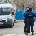 Poliția a izolat o zonă din centrul Bruxelles-ului pentru a verifica un vehicul ce transporta butelii
