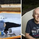 Un irlandez a fost îngropat de viu pentru trei zile și transmite live din mormânt