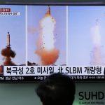 Coreea de Nord provoacă printr-un nou test de rachetă