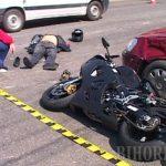 Politistii bihoreni recomanda motociclistilor sa fie atenti, la inceput de primavara