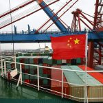 China are deficit comercial