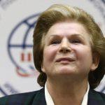 Rusia sărbătorește prima femeie în spațiu