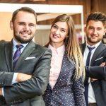 Trei tineri antreprenori au creat prima platformă online dedicată serviciilor