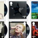 O ediție specială de timbre a fost lansată de la peste 30.000 m înălțime pentru a-l omagia pe David Bowie