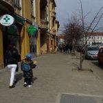 Primaria Oradea a anuntat inceperea lucrarilor la trotuarul intre Corso si magazinul Crisul, cine a câștigat licitația