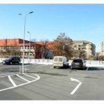 Locurile de parcare din partea superioara a Parcarii din Rogerius vor putea fi folosite si de detinatorii de abonamente clasice