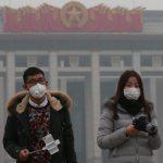 Autoritățile chineze instituie cod albastru de poluare la Beijing