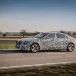 Noul Mercedes S-Klasse va fi și mai inteligent