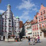Ryanair adauga o noua ruta la orarul de iarna 2017, Oradea –Memmingen, sudul Germaniei