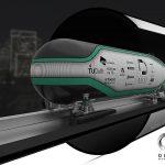 Lufthansa se interesează de Hyperloop