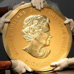Jaful secolului în Germania. A dispărut Marea Frunză de Arţar, cea mai mare medalie de aur din lume