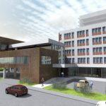 Serviciul de urgenţă de la Spitalul Judeţean se extinde cu un nou corp de clădire