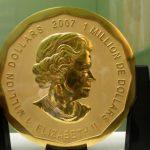 Hoții medaliei de aur încă în libertate