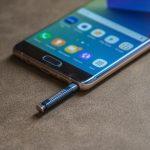 Samsung vrea să vândă din nou modelul Note 7