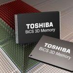 De ce Toshiba memory se vinde ca un business scump