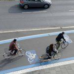 Guvernul federal german construiește autostrăzi pentru biciclete