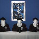 Gruparea separatistă ETA predă armele autorităţilor, ca semn al procesului de dezarmare